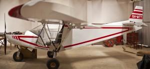 Kibidula Plane for Medical and Evangelism program Panorama photo