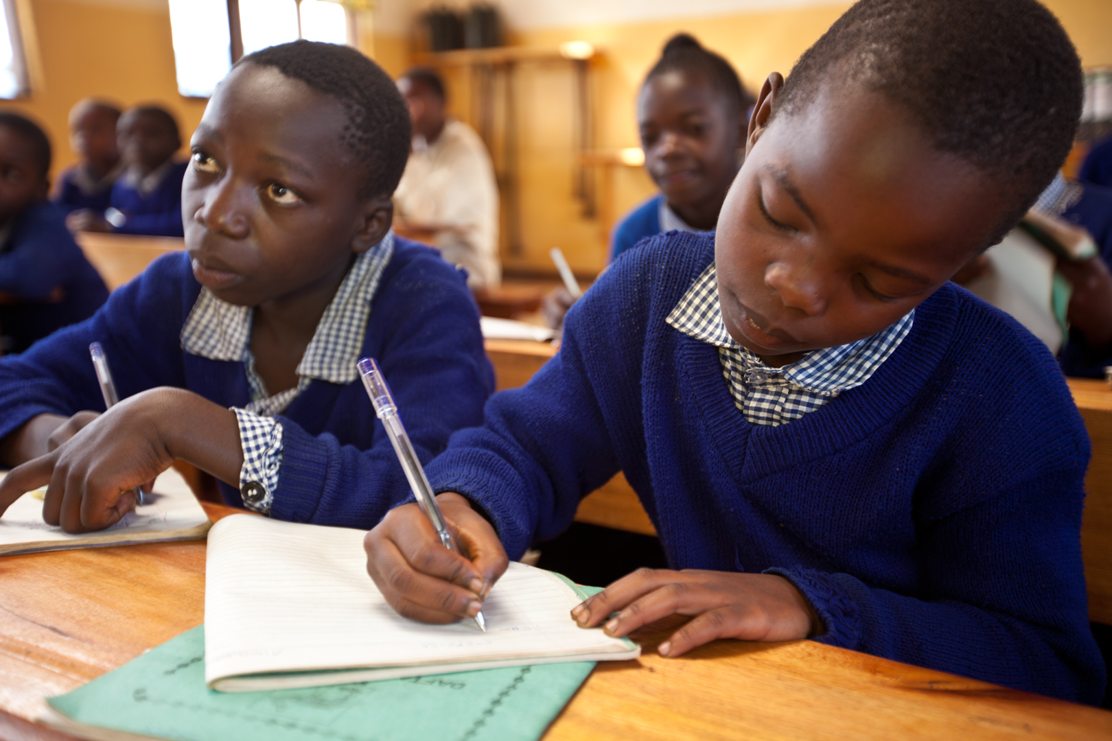 Kibidula Primary School in Tanzania Africa