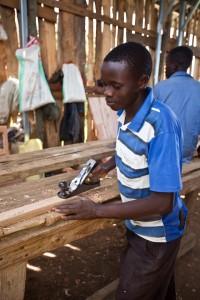 Kibidula Carpentry Class