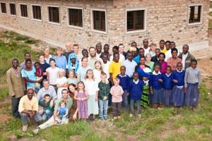 Kibidula Staff at Kibidula Farm Institute in Mafinga Tanzania Africa