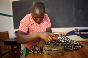 Kibidula Tailoring Class in Tanzania Africa