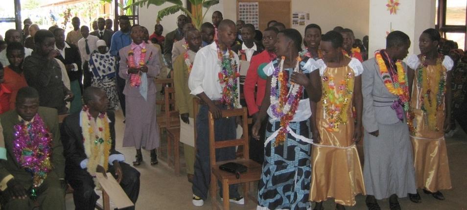 June 2012 REACH Agricultural Training Center – KIBIDULA Short Report